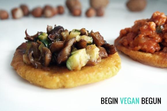 tortos veganos